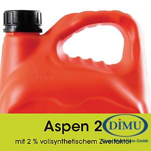 Kanister 5 l Aspen BioBenzin 2takt